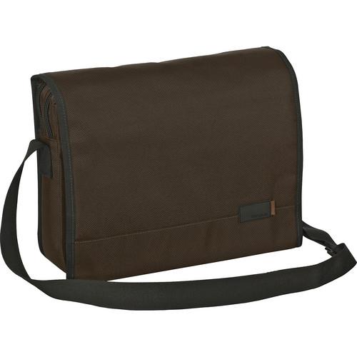 """Targus 14"""" Unofficial Messenger Laptop Bag (Brown)"""