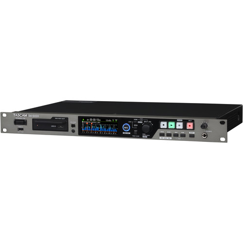 Tascam DA-6400 Series 64-Channel Digital Multitrack Recorder