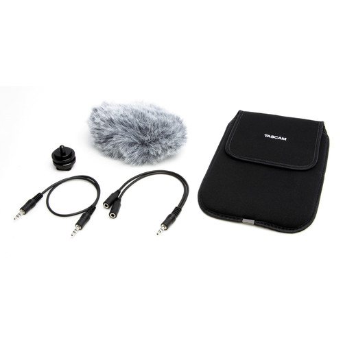 Tascam Handheld DR-Series DSLR Filmmaking Accessory Package