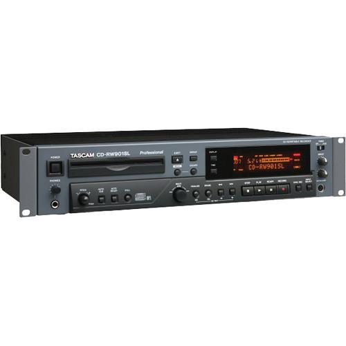 Tascam CD-RW901SLX Professional CD Recorder