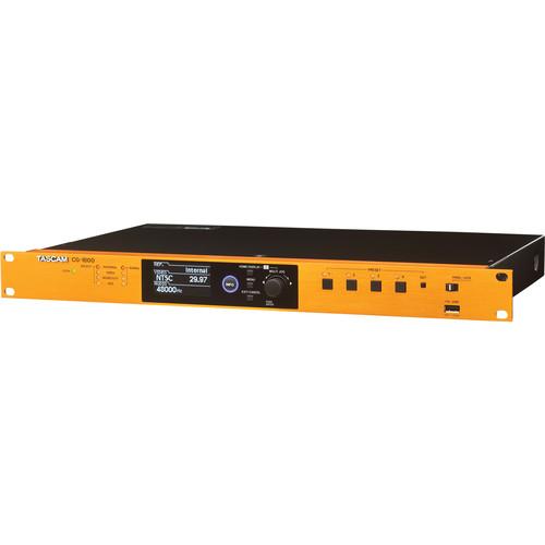 Tascam CG-1800 - Video Sync/Master Clock Generator