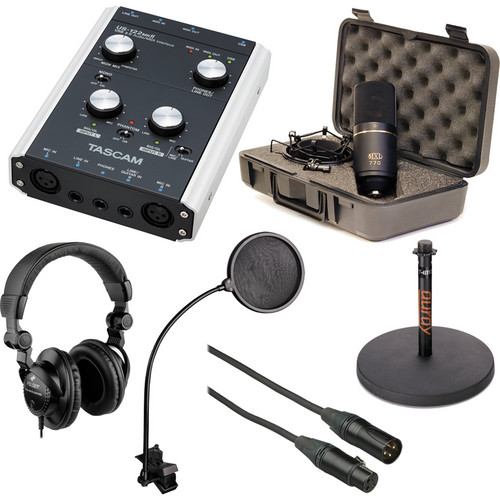 Tascam Desktop Recording Kit