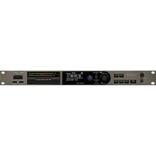 Tascam DA-3000 Stereo Master Recorder and ADDA Converter