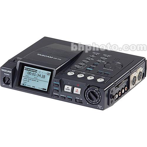 Tascam HD-P2 Portable Stereo CF Recorder