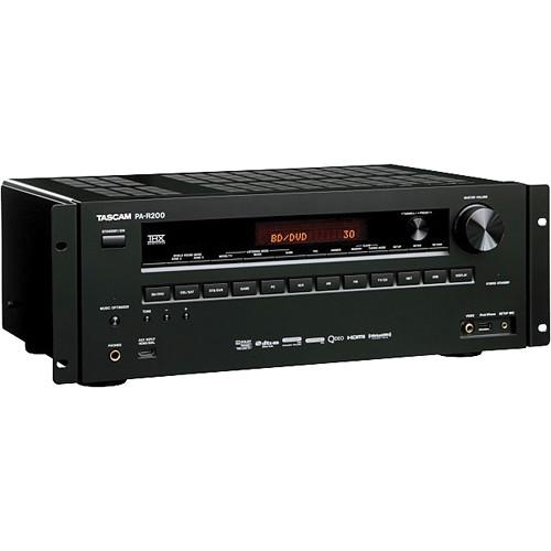 Tascam PA-R200 Network AV Surround Receiver