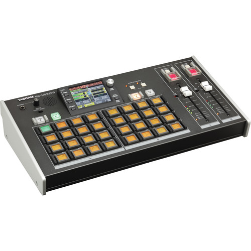 Tascam RC-HS32PD Remote Control for HS-4000 and HS-2000