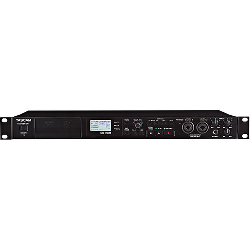 Tascam SD-20M 4-Track Solid-State Recorder