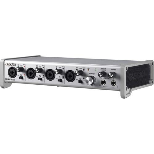 Tascam SERIES 208i USB Audio/MIDI Interface
