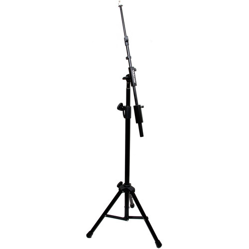 Tascam Heavy-Duty Studio Microphone Stand with Tripod Base