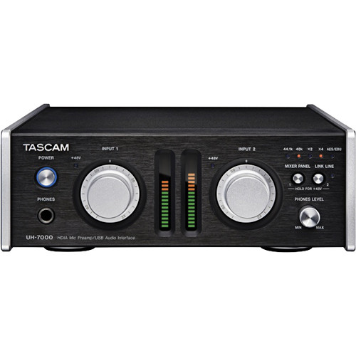 Tascam UH-7000 USB Interface Kit with 2x A3X Monitors