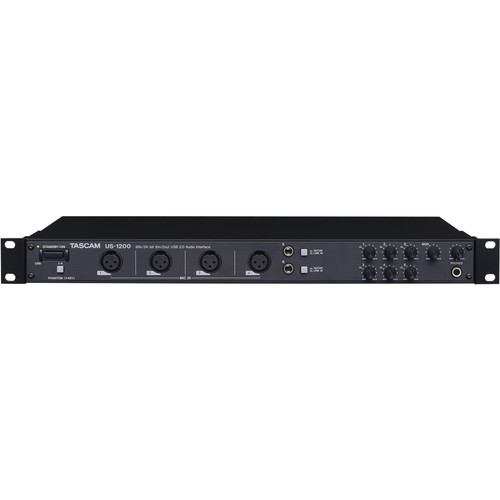 Tascam 6-In/2-Out USB Audio Interface