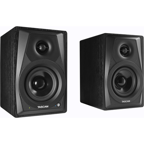 Tascam VL-S3BT - 14W Two-Way Powered Desktop Monitors with Bluetooth