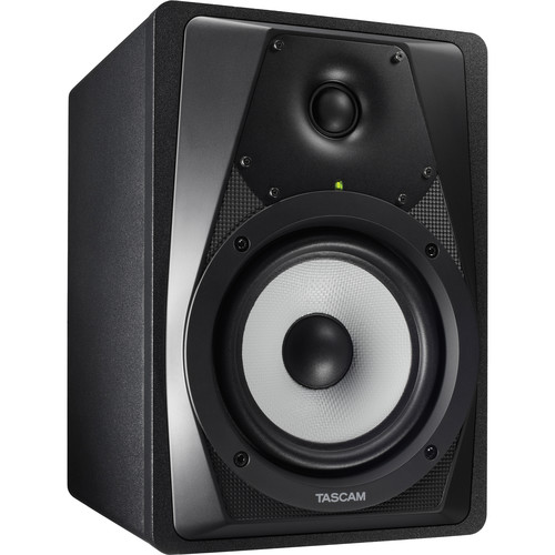 "Tascam VL-S5 Powered Studio Monitor with 5.25"" Kevlar Woofer"