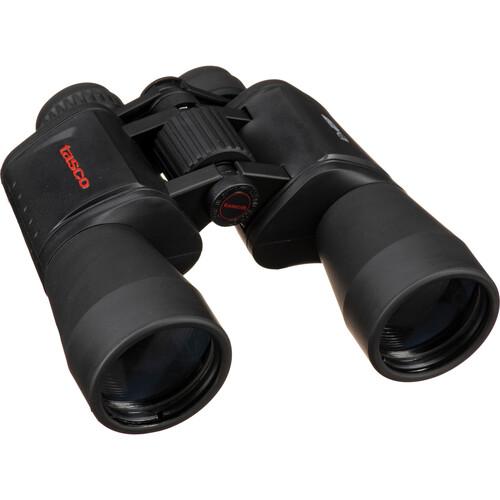 Tasco 12x50 Essentials Porro Binoculars (Black)
