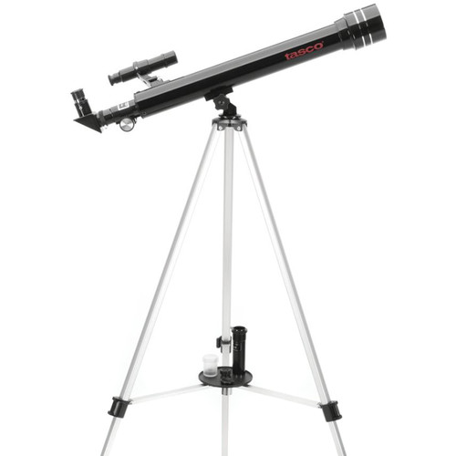 Tasco Novice 50mm f/12 AZ Refractor Telescope