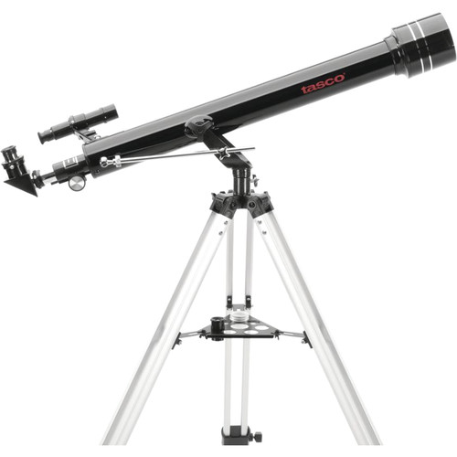 Tasco Novice 60mm f/13 AZ Refractor Telescope