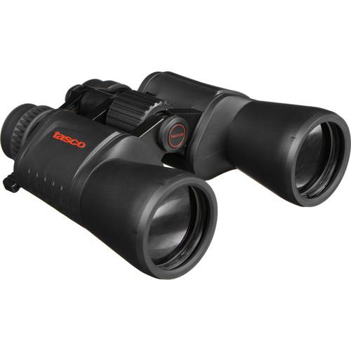 Tasco Essentials 10-30x50mm Porro Prism Binoculars