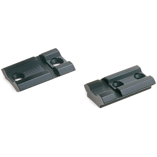Tasco 2-Piece Base for Savage 110 Accutrigger (Matte Black)