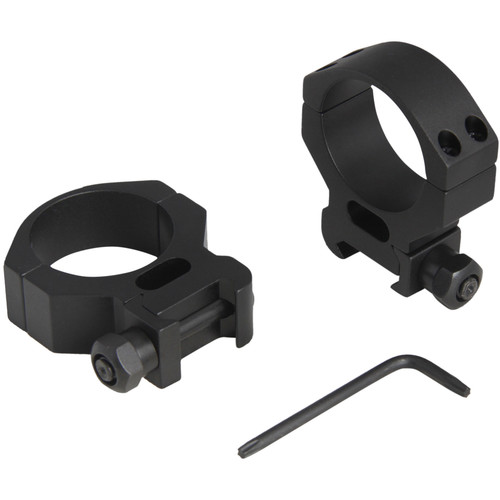 Tasco 35mm Tactical Rings (High, Clamshell)