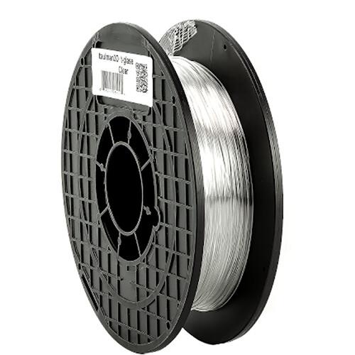 taulman3D 2.85mm t-glase Filament (Clear, 0.5kg, 512')