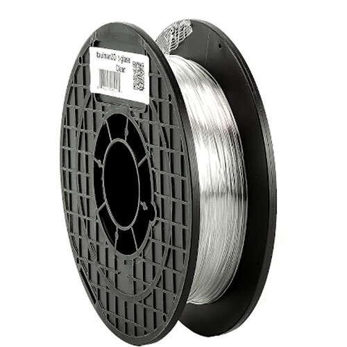 taulman3D T-Glase 2.85mm Filament 1lb. Reel (Clear)