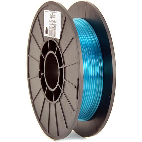 taulman3D 2.85mm t-glase Filament (Aqua, 0.5kg, 512')