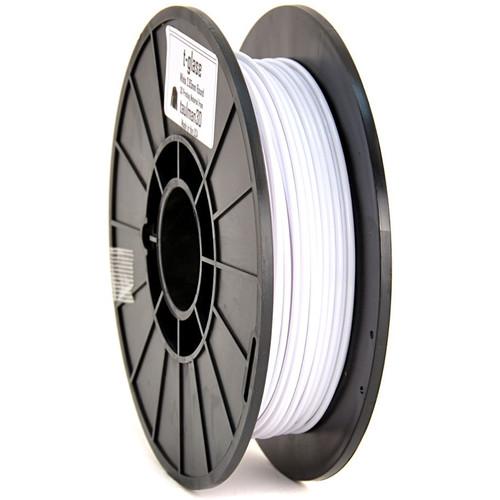 taulman3D 2.85mm t-glase Filament (White, 0.5kg, 512')