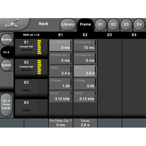 TC Electronic Reverb 8 License for System 6000 MKII