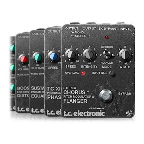 TC Electronic Vintage Guitar Pedal Bundle - For PowerCore