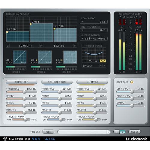 TC Electronic Master X3 - Virtual Finalizer (TDM)