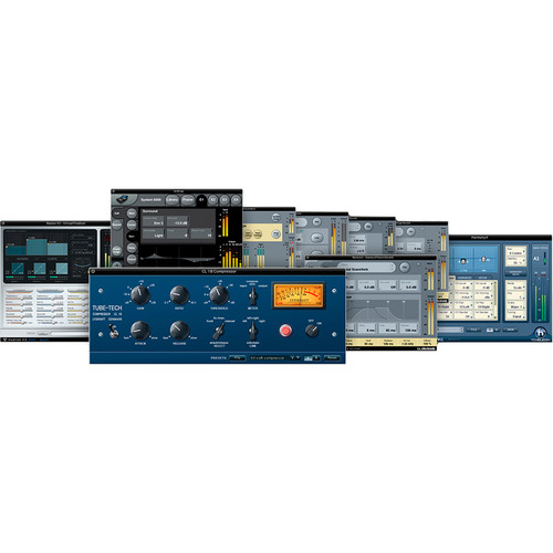 TC Electronic Pro Tools TDM Studio Complete Bundle - Computer Recording Software
