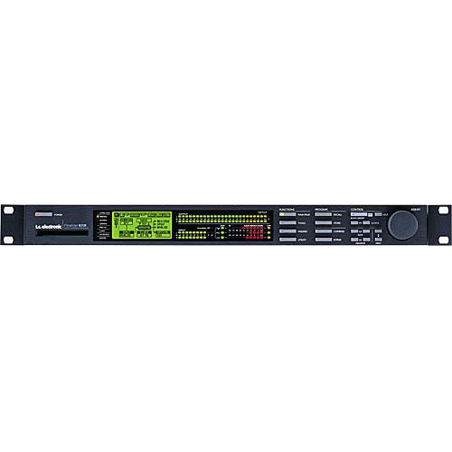 TC Electronic FINALIZER PLUS/96K - Stereo Mastering Processor