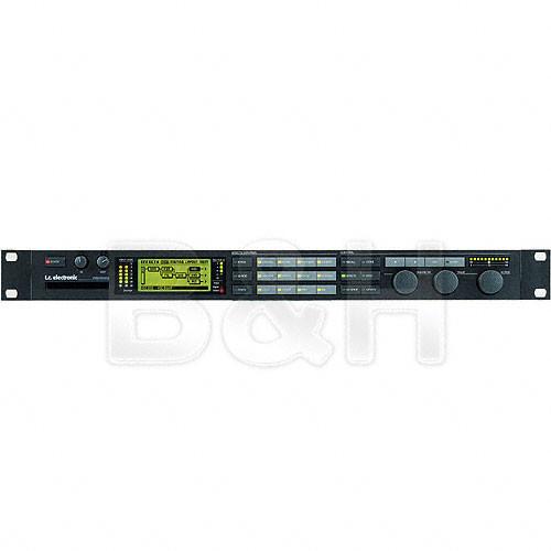 TC Electronic FireworX - Effects Processor