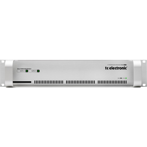 TC Electronic DB-4 MKII AES Coaxial 8-Channel Broadcast Audio Processor (Bypass)