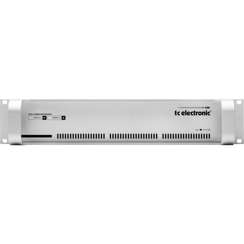 TC Electronic DB-4 MKII Dual-Stream HD SDI Broadcast Audio Processor (Bypass)