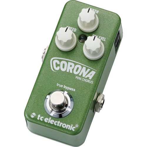 TC Electronic Corona Mini Chorus Pedal with TonePrint
