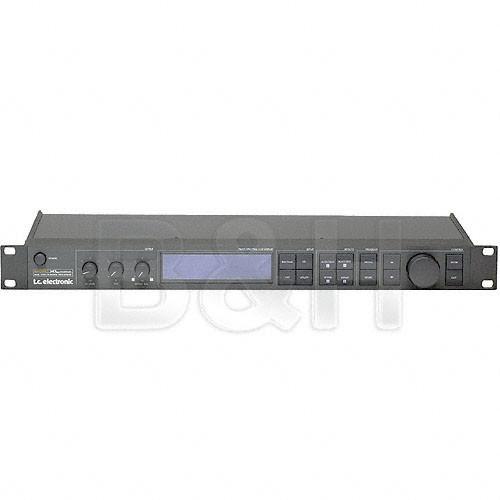 TC Electronic M-ONE - Reverb Processor