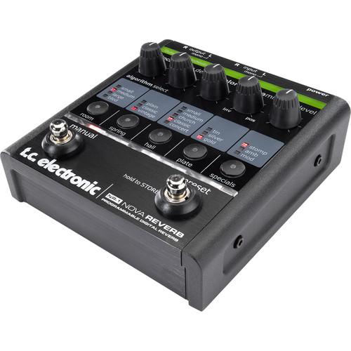 TC Electronic NR-1 - Nova Reverb Guitar Pedal