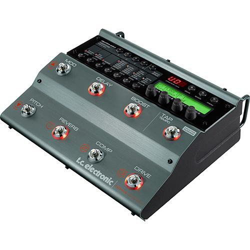 TC Electronic Nova System Floor-Based Effects Solution
