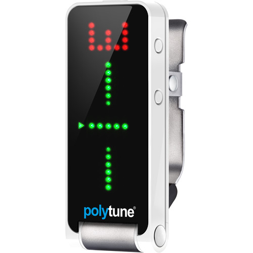 TC Electronic PolyTune Clip Polyphonic Clip-On Tuner