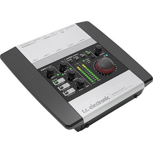 TC Electronic Desktop Konnekt 6 - FireWire Audio Interface
