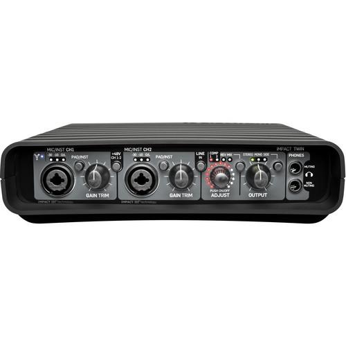 TC Electronic Impact Twin - Computer Audio Interface