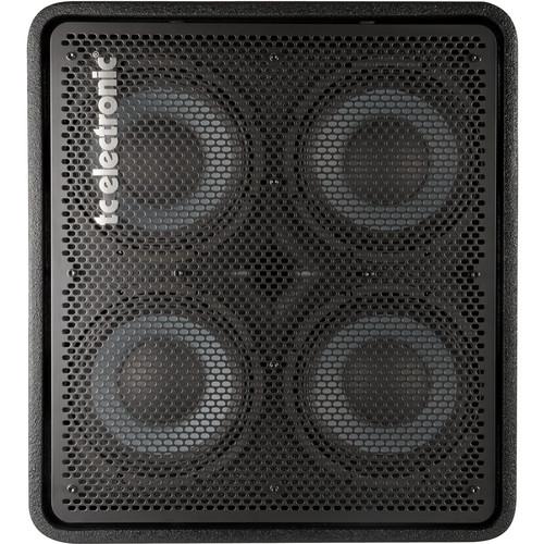 TC Electronic Single RS410 600W 4x10 Bass Cabinet