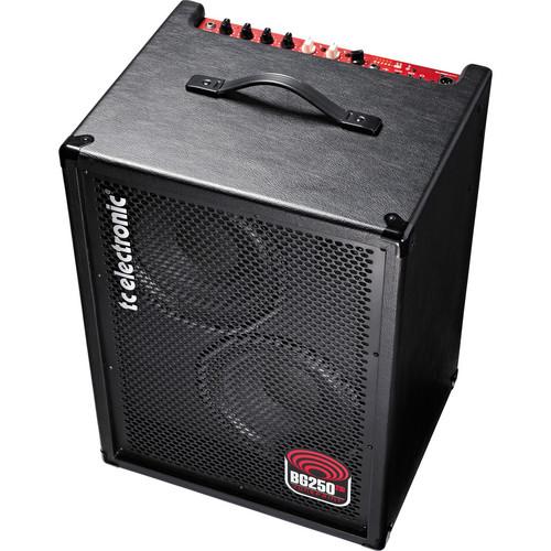 TC Electronic BG250-210 250-Watt Combo Bass Amplifier