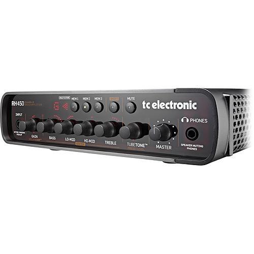TC Electronic RH450 Bass Amp 2
