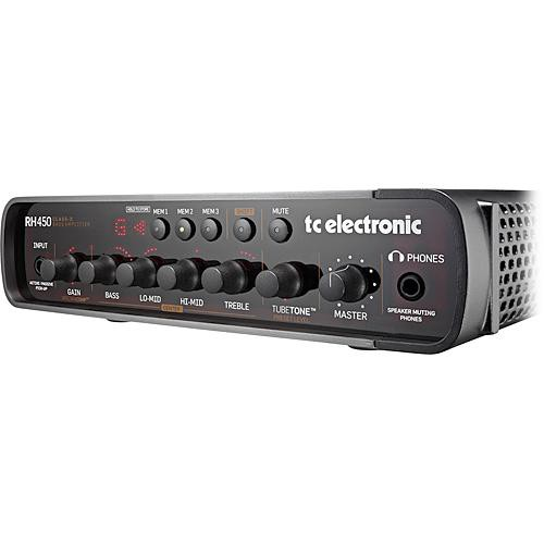 TC Electronic RH450 Bass Amp 2