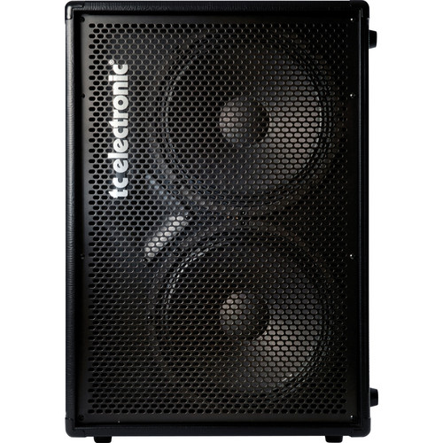 "TC Electronic BC212 - Dual 12"" Bass Cabinet"