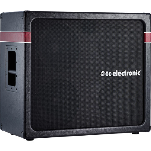"TC Electronic K-410 4x10"" Drivers, 1"" Tweeter Cabinet"