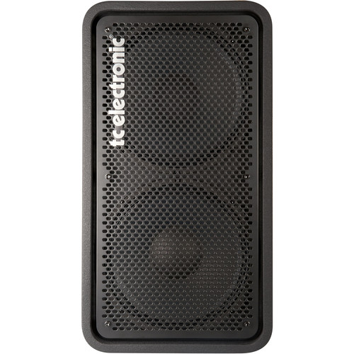 """TC Electronic RS212  Bass Cabinet with Dual 12"""" Woofers"""