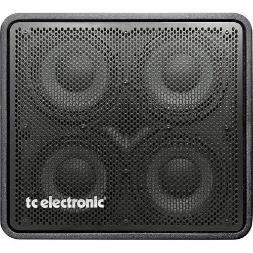"TC Electronic RS410 - 4 10"" Bass Cabinet"